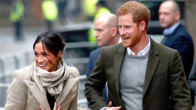 Le prince Harry épousera samedi Meghan Markle.