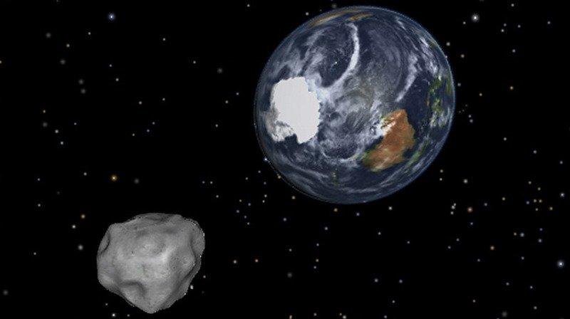 """Espace: la NASA perd la trace d'un astéroïde et le retrouve, 7 ans plus tard, """"tout près"""" de la Terre"""