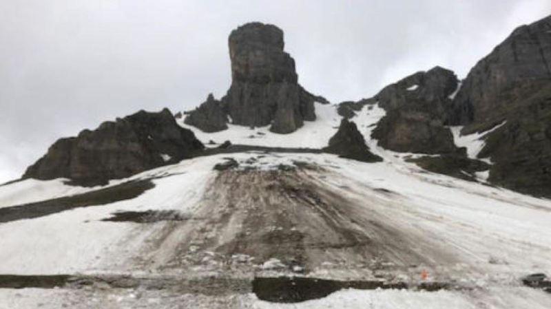 Avalanche: les trois blessés du col du Klausen ont pu quitter l'hôpital
