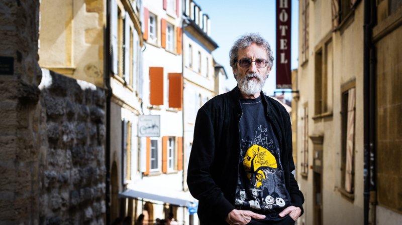 L'illustrateur John Howe parle de Neuchâtel et de son architecture