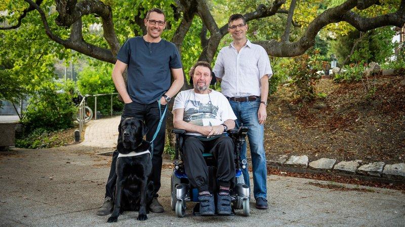 Des gestes simples qui deviennent vite compliqués pour les personnes en situation de handicap