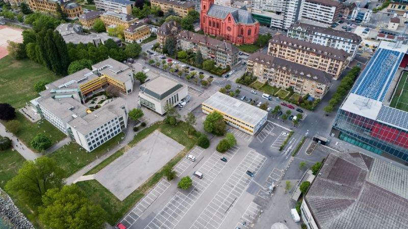 Le Conseil d'Etat lance le projet d'un nouveau bâtiment pour l'Université de Neuchâtel