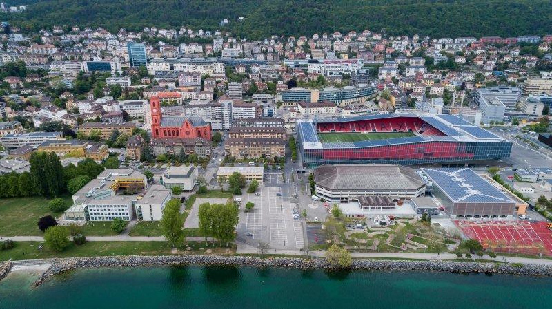 Soutien politique unanime à l'agrandissement de l'Université de Neuchâtel