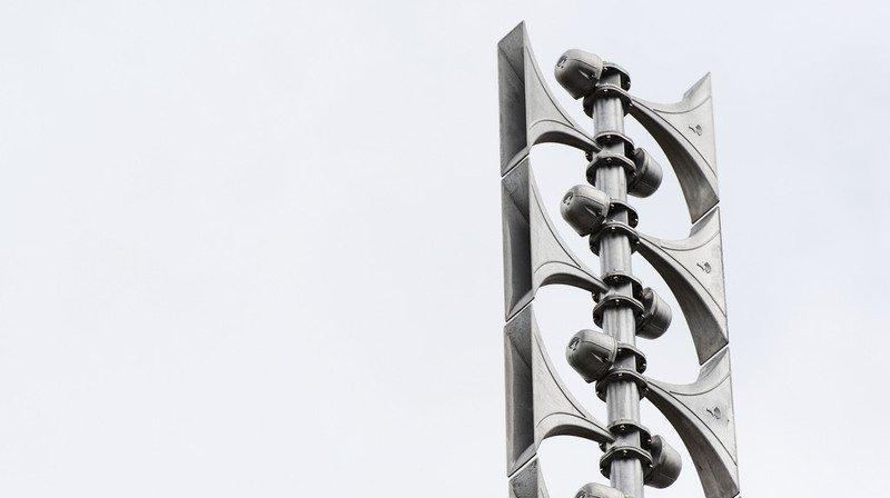Un nouveau test national des sirènes d'alarme aura lieu ce mercredi