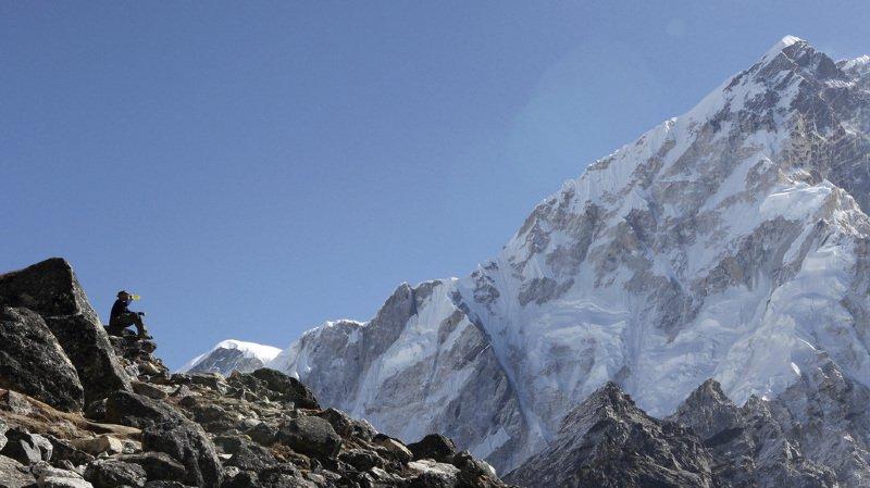 Nobuzaku Kuriki est la deuxième personne à mourir sur les flancs de l'Everest (qui culmine à 8850 mètres) depuis le début de la saison d'escalade. (illustration)