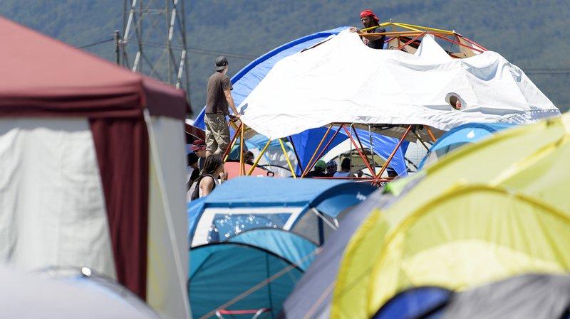 Tourisme: les campings suisses sont les plus chers d'Europe, selon une étude
