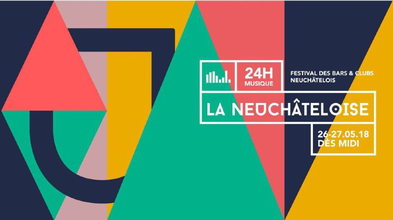 """24heures de fête """"non-stop"""" à Neuchâtel"""