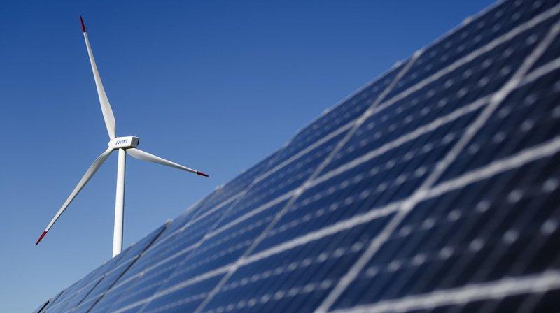 La Suisse fait partie des lanternes rouges au niveau de la production d'énergie solaire et éolienne en Europe.