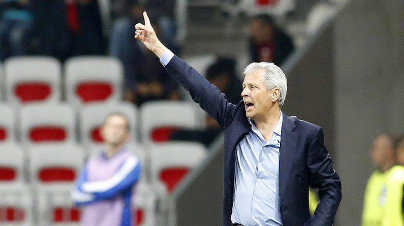 Football: le Vaudois Lucien Favre est officiellement l'entraîneur du Borussia Dortmund