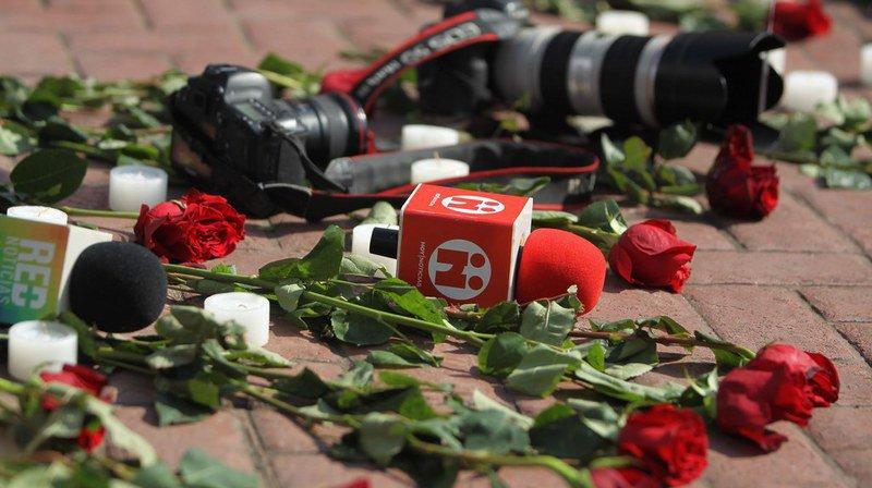 Médias: le nombre de journalistes tués augmente de près de 60%