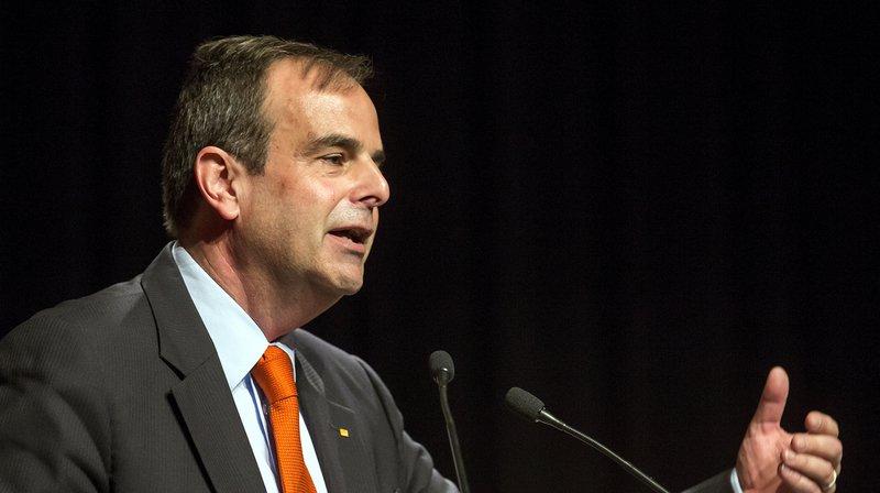 Succession Leuthard: le président du PDC Gerhard Pfister pas candidat