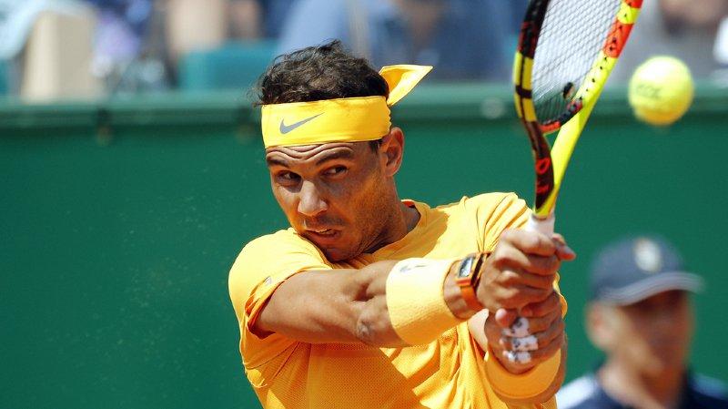 Masters 1000 de Monte-Carlo: Nadal en finale pour la douzième fois