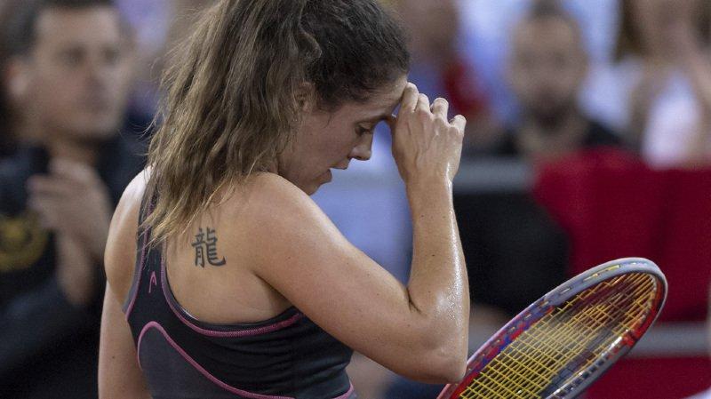 Patty Schnyder n'a pas eu l'ombre d'une chance face à la n°1 mondiale.