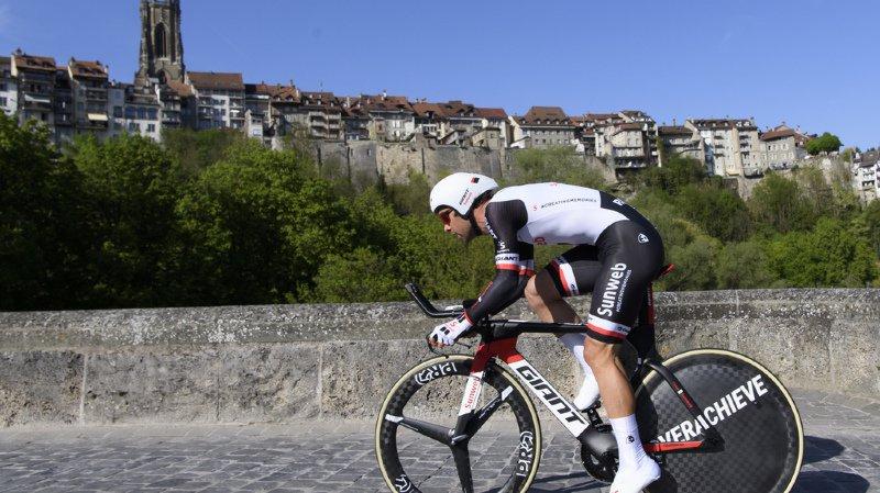 Tour de Romandie: l'Australien Matthews remporte le prologue à Fribourg, devant le Suisse Bohli