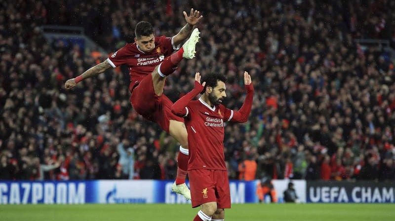 Salah et Firmino peuvent emmener Liverpool sur le toit de l'Europe.