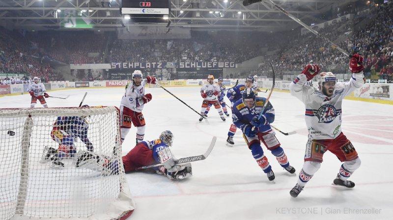 Hockey: vainqueurs à Kloten en prolongations, les Rapperswil Lakers sont promus en National League