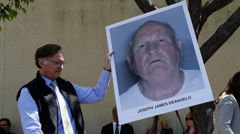 """Joseph DeAngelo est suspecté d'être le """"Tueur du Golden State"""" qui a terrorisé la Californie dans les années 1970 et 80."""