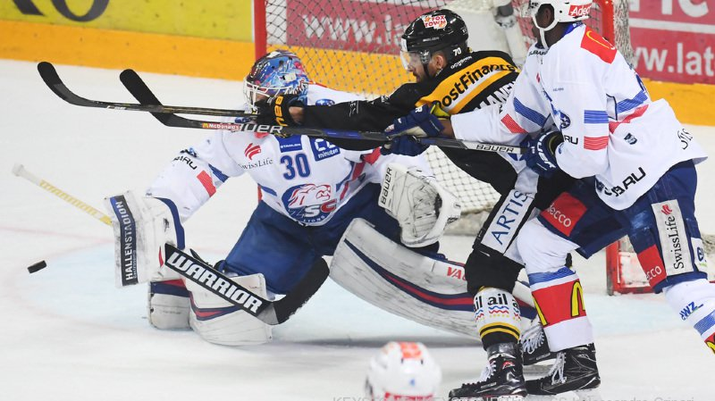 Ce dernier match a une nouvelle fois été très serré entre Lugano et Zurich.