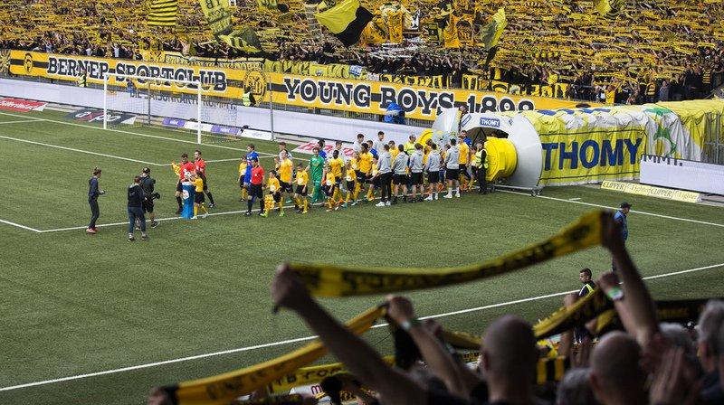 Football: Young Boys champion de Suisse après 32 ans d'attente