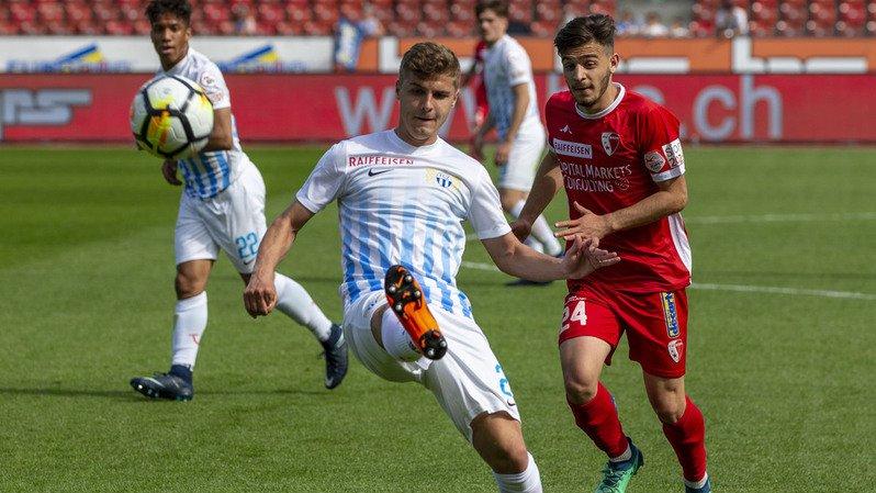 Le FC Sion a dû se contenter d'un match nul à Zurich (3-3).