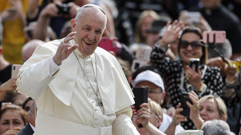 Le pape François aura une journée bien chargée, entre Genève et Vaud