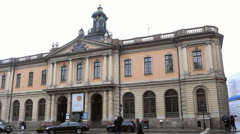 L'Académie suédoise, touchée par une affaire de harcèlement sexuel, ne décernera pas le prix Nobel de littérature 2018