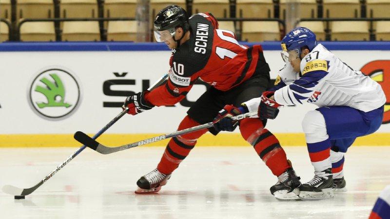 Hockey - Mondiaux 2018: carton plein pour le Canada, la Russie et la Finlande