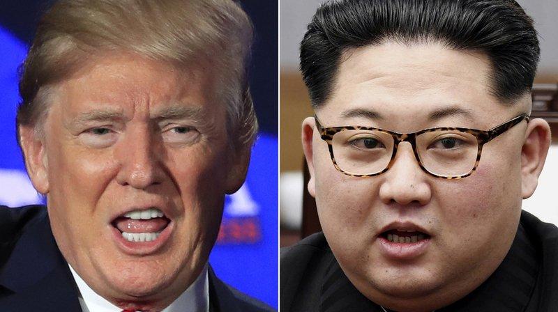 Kim Jong-un refuse le sommet avec Donald Trump tant qu'il exigera la dénucléarisation de la Corée du Nord