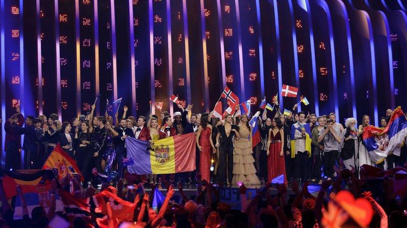 Eurovision: le concours a désigné tous ses finalistes