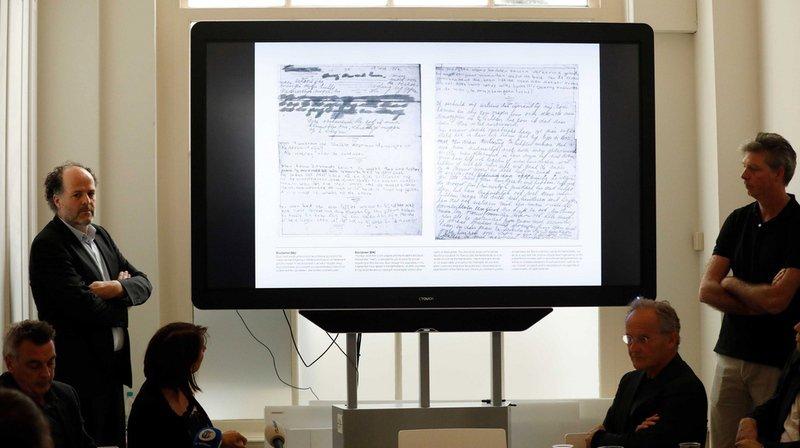 Littérature: dans son journal intime, Anne Frank parlait aussi de sexe et écrivait des blagues salaces