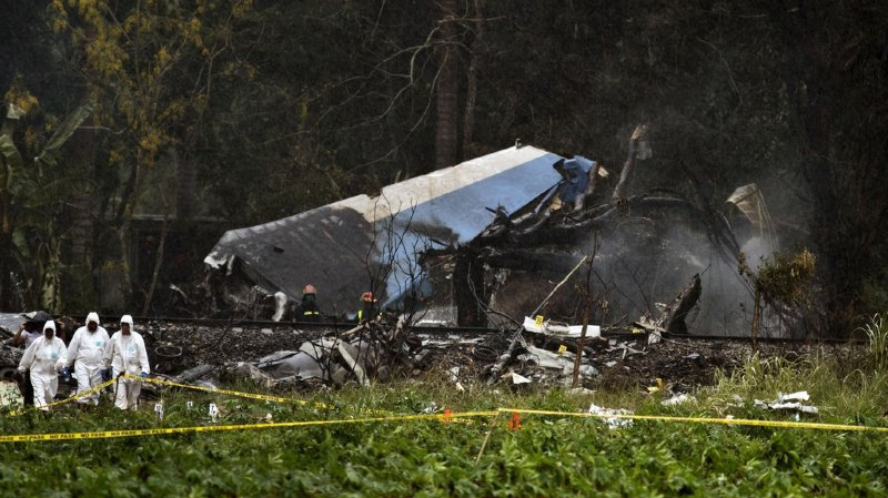 Cuba: le crash du Boeing décollant de La Havane a fait 107 morts, le mystère demeure