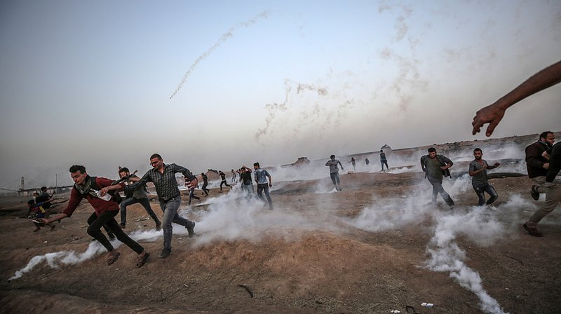 Proche-Orient: l'armée israélienne peut continuer à tirer à balles réelles à Gaza