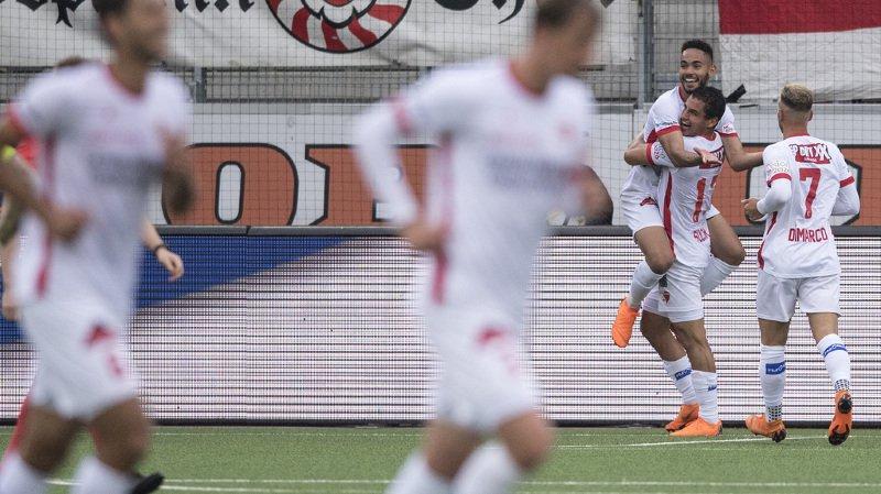 Super League: Sion termine aux portes de l'Europe, Lausanne-Sport renoue avec le succès