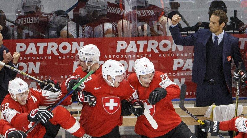 """Hockey - Mondiaux 2018: la force des Suisses? """"Ils ne pensent pas. Ils sautent sur la glace et jouent"""""""
