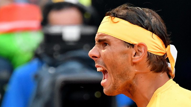 Tennis -  Masters 1000 de Rome: vainqueur, Nadal récupère la 1ère place mondiale