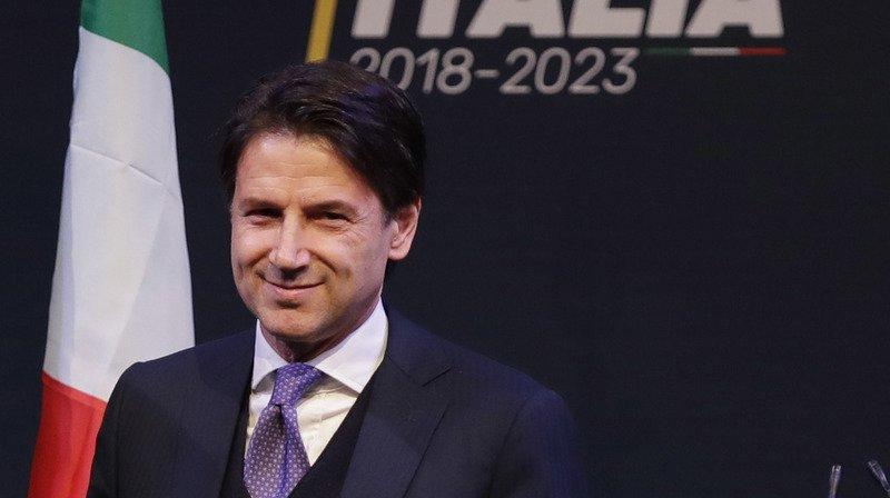 Italie: le juriste Giuseppe Conte proposé pour diriger le gouvernement populiste