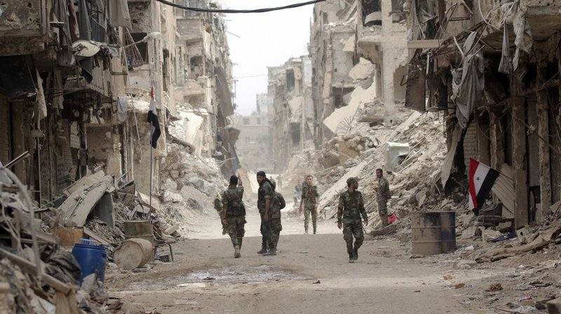 Syrie: des frappes américaines touchent des positions du régime syrien