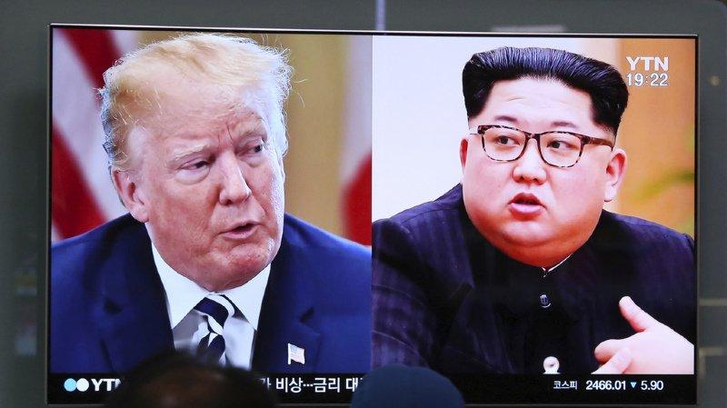 Les deux hommes jouent à un étrange ballet diplomatique depuis plusieurs semaines.