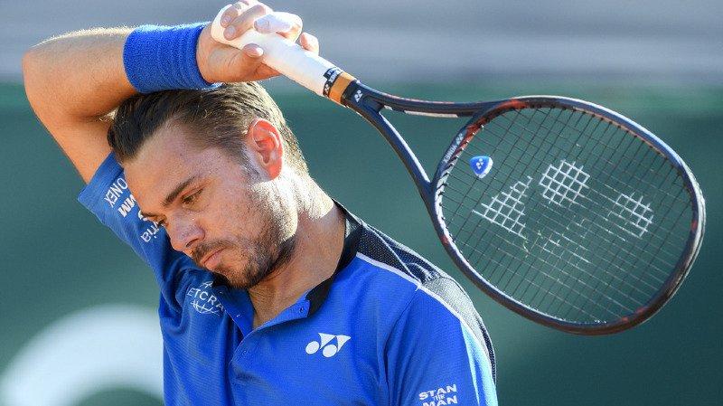 Tennis - Geneva Open: Wawrinka sèchement battu par le Hongrois Fucsovics en quart de finale