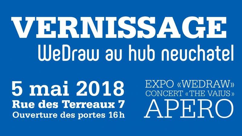 Exposition WeDraw