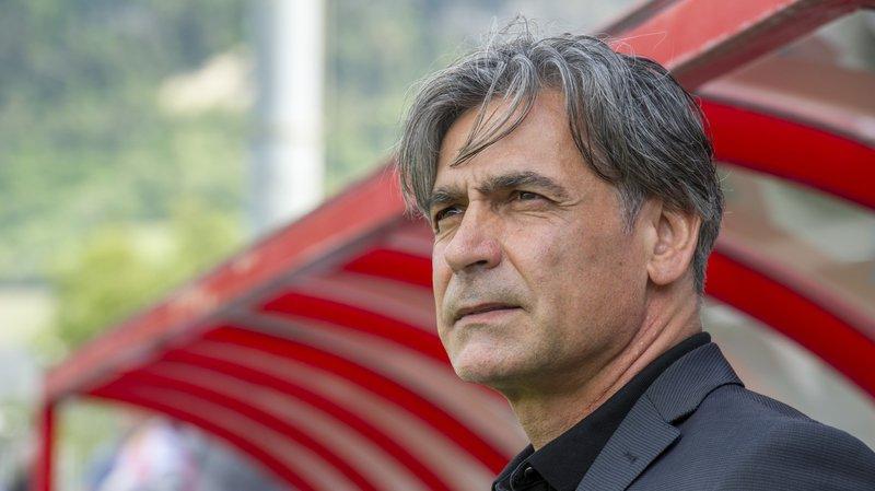 Maurizio Jacobacci a prolongé d'une saison.