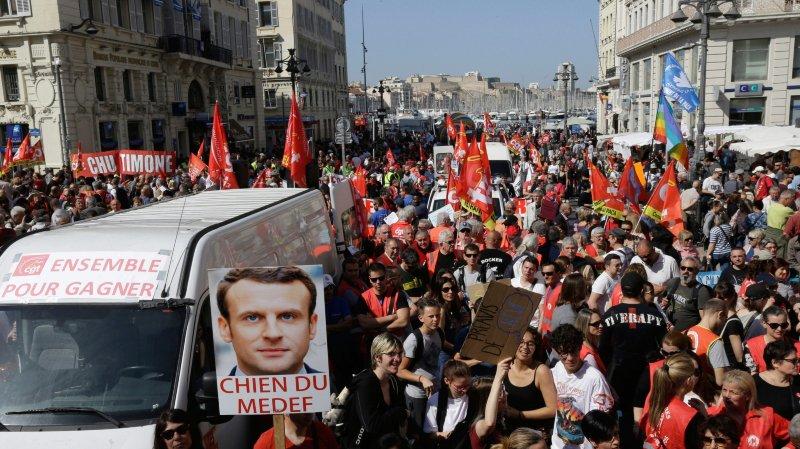 Rail: la grève pénalise la filière céréalière