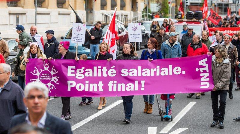 La question des salaires au centre de la Fête du travail