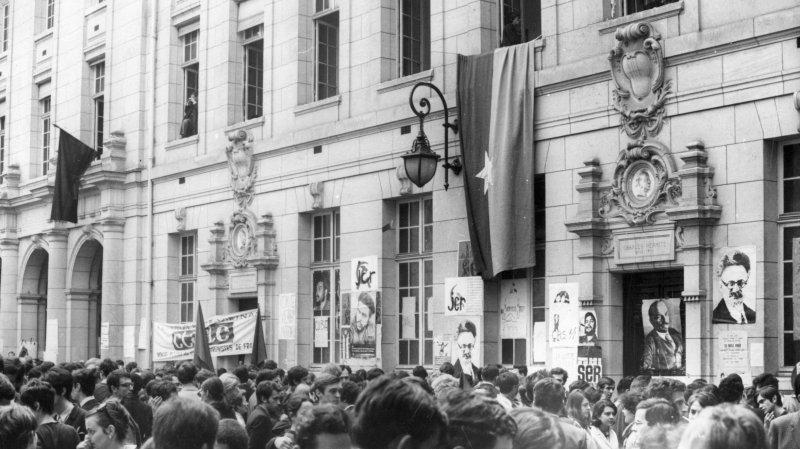 Que reste-t-il de l'esprit de Mai 68? Réponses au Centre Dürrenmatt
