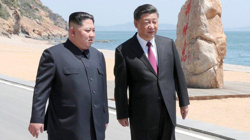 Deuxième visite en Chine pour Kim Jong-un