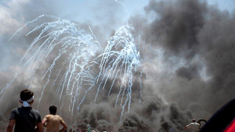 Gaza: la colère et le sang