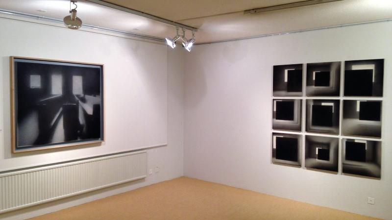 Avec Marco Tirelli, c'est tout un pan de la production contemporaine italienne qui s'affiche à la galerie Ditesheim & Maffei.