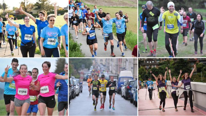 Le 33e BCN Tour est passé par Marin, Colombier, Les Ponts-de-Martel, La Brévine, La Chaux-de-Fonds et Neuchâtel.