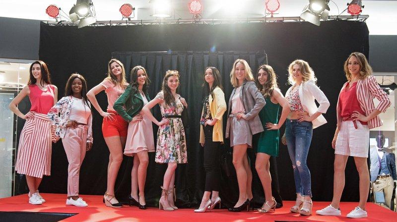 Les finalistes de Miss Neuchâtel-Fête des vendanges 2018 dévoilées