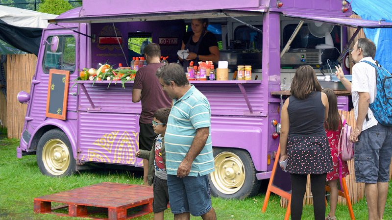 Les food trucks autorisés à Neuchâtel